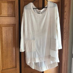 Free People Oversize Top